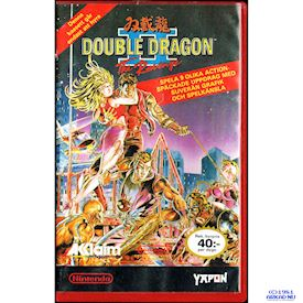 DOUBLE DRAGON II THE REVENGE NES YAPON HYRBOX