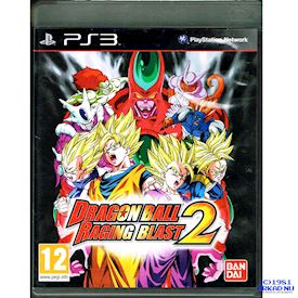 DRAGONBALL RAGING BLAST 2 PS3