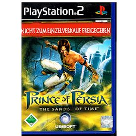 PRINCE OF PERSIA THE SANDS OF TIME PS2