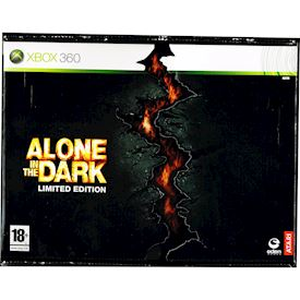 ALONE IN THE DARK LIMITED EDITION XBOX 360