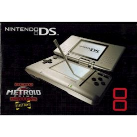 NINTENDO DS METROID PRIME HEROES DEMO PACK