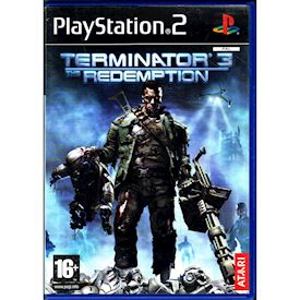 TERMINATOR 3 THE REDEMPTION PS2