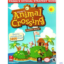ANIMAL CROSSING PRIMAS OFFICIAL STRATEGY GUIDE