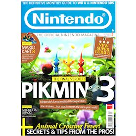 THE OFFICIAL NINTENDO MAGAZINE NR 98 SEPTEMBER 2013