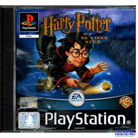 HARRY POTTER OCH DE VISES STEN PS1