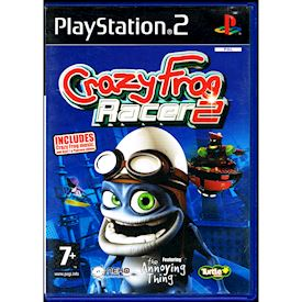 CRAZY FROG RACER 2 PS2