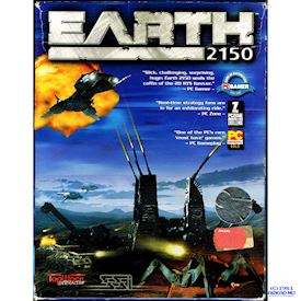 EARTH 2150 PC BIGBOX