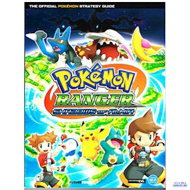 POKEMON RANGER SHADOWS OF ALMIA THE OFFICIAL POKEMON STRATEGY GUIDE