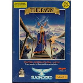 THE PAWN C64 DISK