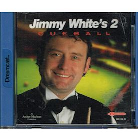 JIMMY WHITE'S 2 CUEBALL DREAMCAST