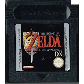 ZELDA LINKS AWAKENING DX GAMEBOY COLOR