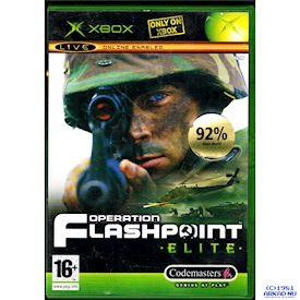 OPERATION FLASHPOINT ELITE XBOX