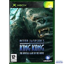 PETER JACKSONS KING KONG XBOX