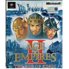 AGE OF EMPIRE II PC BIGBOX