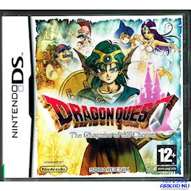DRAGON QUEST THE CHAPTERS OF THE CHOSEN DS