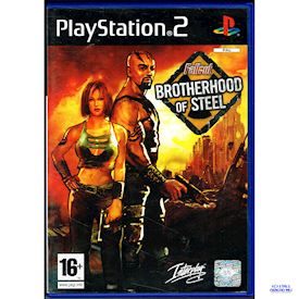 FALLOUT BROTHERHOOD OF STEEL PS2