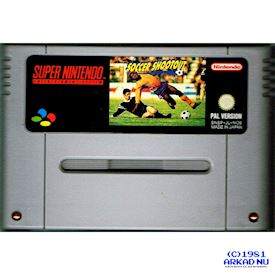 SUPER SHOOTOUT SNES