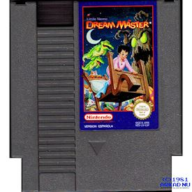 LITTLE NEMO THE DREAM MASTER NES