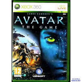 AVATAR THE GAME XBOX 360