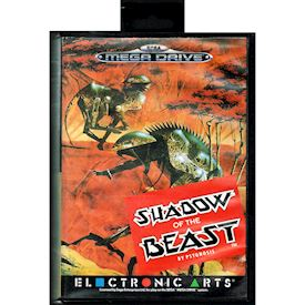 SHADOW OF THE BEAST MEGADRIVE