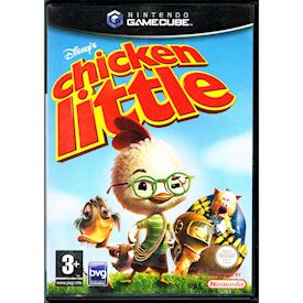 CHICKEN LITTLE GAMECUBE