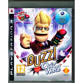 BUZZ QUIZ WORLD PS3