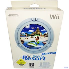 WII SPORTS RESORT MED WII MOTION PLUS