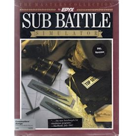 SUB BATTLE SIMULATOR AMIGA
