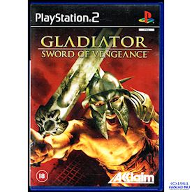 GLADIATOR SWORD OF VENGEANCE PS2