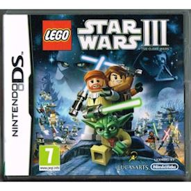 LEGO STAR WARS III THE CLONE WARS DS