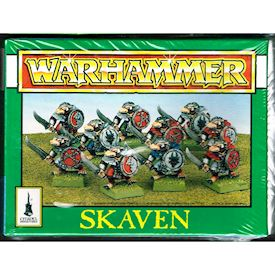 SKAVEN WARHAMMER GAMES WORKSHOP 1994