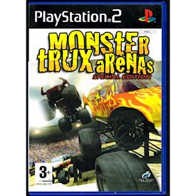 MONSTER TRUX ARENAS SPECIAL EDITION PS2