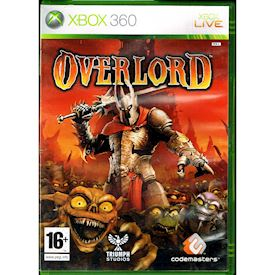 OVERLORD XBOX 360