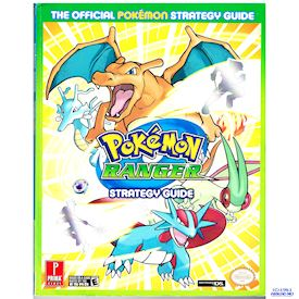 POKEMON RANGER THE OFFICIAL POKEMON STRATEGY GUIDE