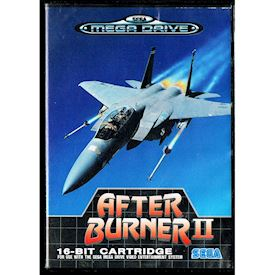 AFTER BURNER II MEGADRIVE