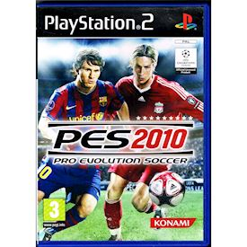 PRO EVOLUTION SOCCER PES 2010 PS2