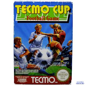 TECMO CUP FOOTBALL GAME NES SCN