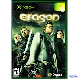 ERAGON XBOX NTSC USA