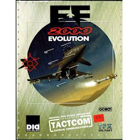 EF 2000 EVOLUTION INK TACTCOM PC BIGBOX