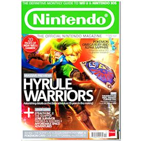 THE OFFICIAL NINTENDO MAGAZINE NR 112 OKTOBER 2014
