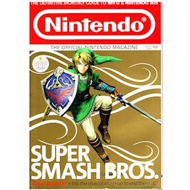 THE OFFICIAL NINTENDO MAGAZINE NR 110 AUGUSTI 2014