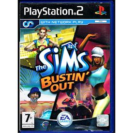 THE SIMS BUSTIN OUT PS2
