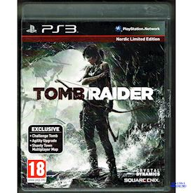 TOMB RAIDER NORDIC LIMITED EDITION PS3
