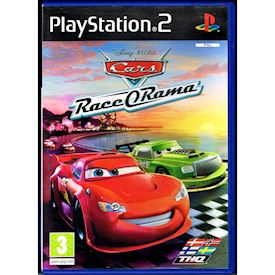 CARS RACE-O-RAMA PS2