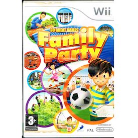 FAMILY PARTY WII