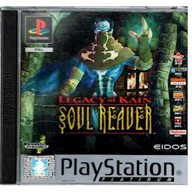 LEGACY OF KAIN SOUL REAVER PS1