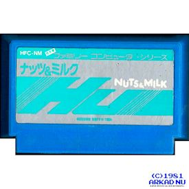 NUTS AND MILK FAMICOM
