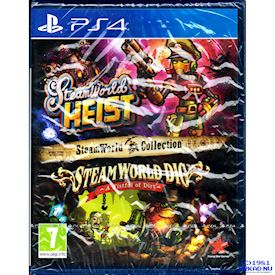 STEAMWORLD COLLECTION - STEAMWORLD HEIST - STEAMWORLD DIG PS4