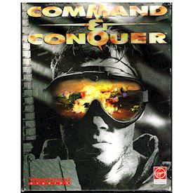 COMMAND & CONQUER PC BIGBOX