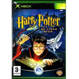 HARRY POTTER OCH DE VISES STEN XBOX